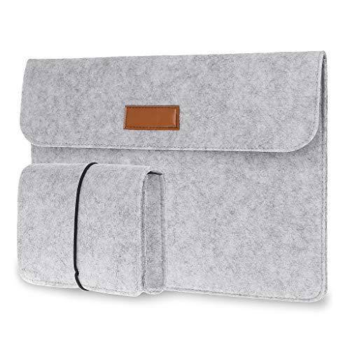 Nankod Schutzhülle für Apple MacBook Air Pro 27,9 cm (11 Zoll), 30,5 cm (13 Zoll), 35,6 cm (14 Zoll), 15 Zoll (38 cm), LG-12