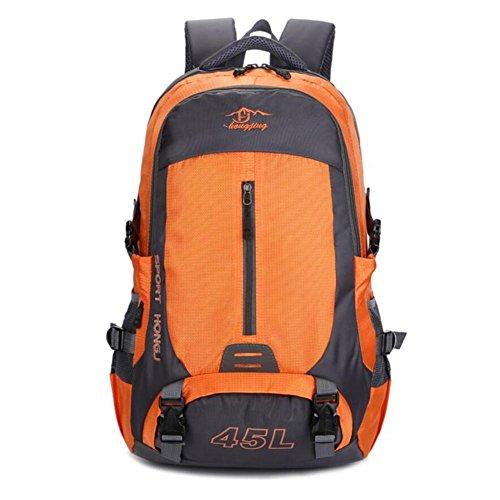 in sacchetto all'aperto grande alpinismo di 45L Zaino nylon Coppia 57YwWPgqB