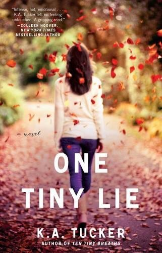 One Tiny Lie Cover Image