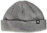 ADIDAS Erwachsene Short Mütze, Solid Grey, OSFM