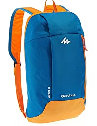 X-Sports Decathlon QUECHUA Kids Adults Outdoor Backpack Daypack Mini Small Bookbags10L (Blue &
