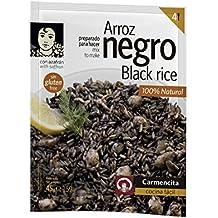 Carmencita Caldo Deshidratado para Arroz Negro - 15 sobres