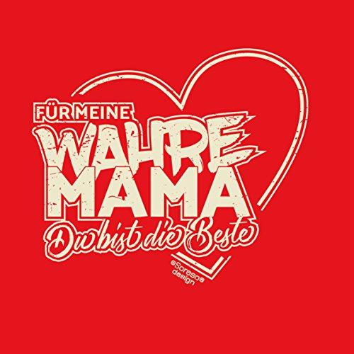 Damen T-Shirt als Geschenkidee Muttertagsgeschenk Geburtstagsgeschenk :-: Geschenk  Adoptivmutter Geburtstag Muttertag Weihnachten ...