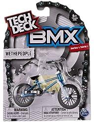 Tech Deck 6028602 BMX Finger Bike Multicolore