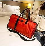 RANBAOBAO Reisetasche Damenmode Handgepäck Taschen Frauen Große Kapazität Wasserdichte Sport Fitness Tasche Paare Umhängetasche