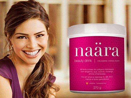 Naära Beauty Drink ist ein hydrolisierter Nahrungsergänzungsmittel - Drink Beauty