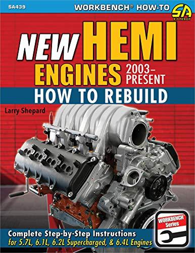 New Hemi Engines 2003-Present: How to Rebuild