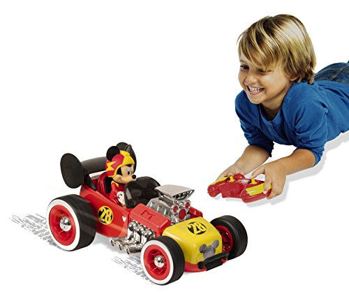 Disney Junior MRR RC Auto 2,4 GHZ, rot ()