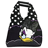 Disney Paperina Daisy Borsa a Baguette da Donna Pochette Clutch a Spalla - Disney - amazon.it