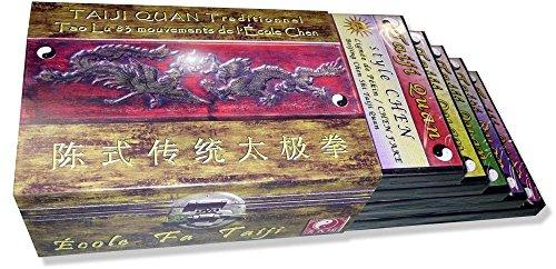 Coffret 5 DVD Taiji Quan style C...