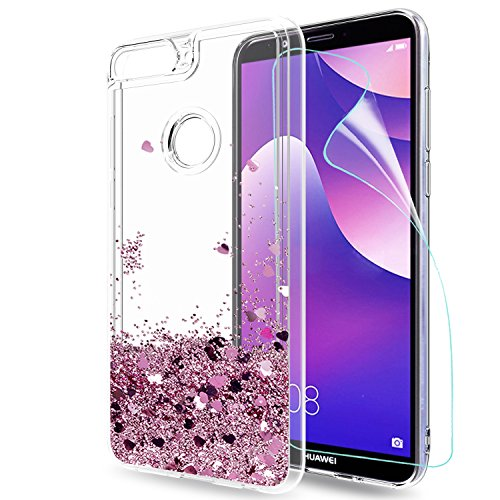 3x Case for Huawei Honor 7C / Huawei Y7 2018 / Y7 Prime 2018, Cover
