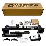 Abnehmbare Westfalia Anhängerkupplung für GLE (BJ ab 09/15), M-Klasse W166 (BJ 11/11-09/15) im Set mit 13-poligem fahrzeugspezifischen Westfalia Elektrosatz