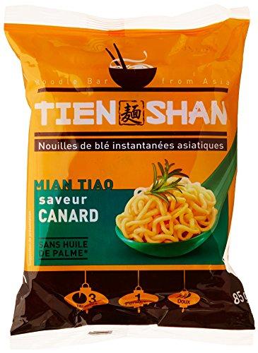TIEN SHAN Nouilles Instantanées Blé Canard 85 g