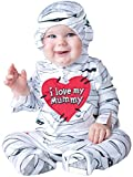 Infant InCharacter Halloween I Love My Mummy Fancy Dress Costume