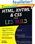 HTML, XHTML et CSS 2e Pour les nuls
