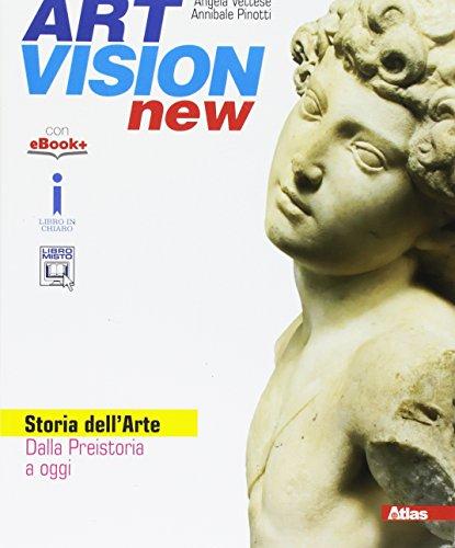 Art vision new. Storia dell'arte. Per la Scuola media. Con e-book. Con espansione online