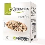 Nutridej Pétales de céréales riche en protéines avec édulcorant Nutrisaveurs