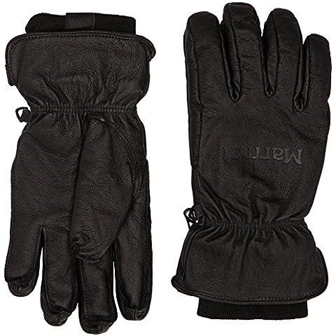 Marmot–Guanti da uomo Basic sci, Uomo, Handschuhe Basic Ski, nero, XS