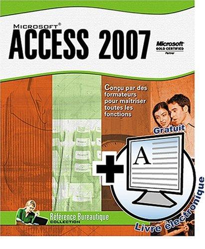 Access 2007 par Corinne Hervo