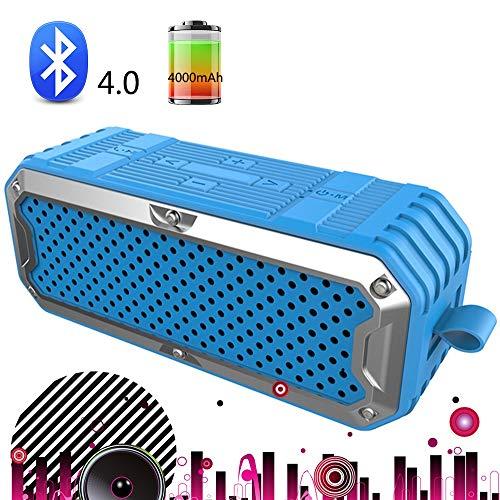 550 Notebook Pc (SHENGY Wasserdichter BT-Musik-Player, Stereo-Bluetooth-Lautsprecher im Freien, 4000-mAh-Batterie, TF-Karte, AUX, Funktion für Mobile Stromversorgung, für PC, Laptop, Camping,E)