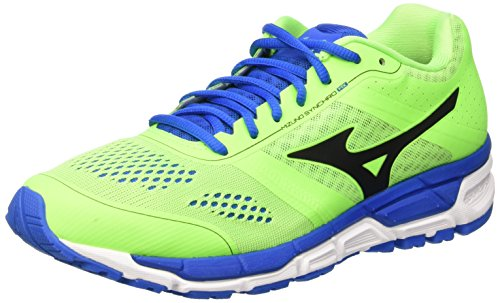 mizuno-mens-synchro-mx-running-shoes-green-green-gecko-black-skydiver-85-uk-42-1-2-eu