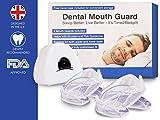 time2sleep Mundschutz für Schleifstifte Zähne–4x UK entworfen Zähne Schleifstifte Guard–Zahnarzt empfohlen