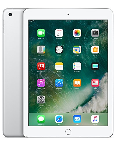 Apple MP2G2FD/A 24,63 cm (9,7 Zoll) Tablet-PC (AMD Turion A9, 32GB RAM, Mac OS X) silber