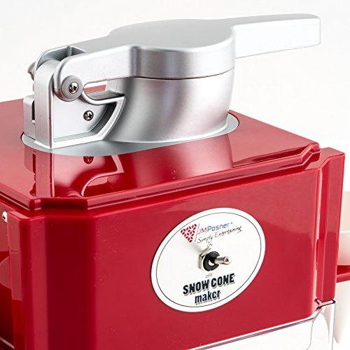 51k5nrMn76L. SS500  - JMPosner For The Home Snow Cone Maker - Slush Machine