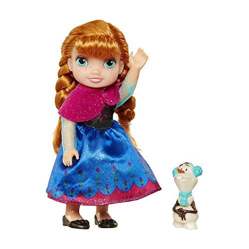 Frozen 9033 Die Die Eiskönigin Kleine Anna mit Olaf, 15 cm