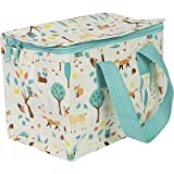 Sass & Belle Insulated Recycled Plastic Lunch Bag - Whimsical Woodland