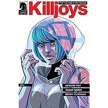 True Lives of the Fabulous Killjoys #4