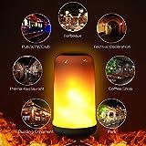 Shsyue® 8W E27 LED Flamme... Ansicht