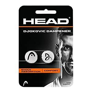 Head Djokovic Dampener - Pack of 2 Review 2018 from Head