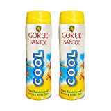 Gokul Santol Cool Skin Cooling Body Talc...