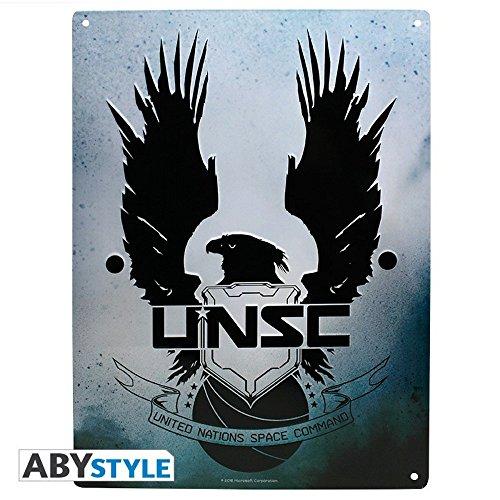 Halo - 3D Blechschild - UNSC - 38 -
