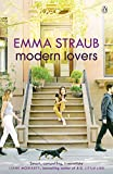 Front cover for the book Modern Lovers by Emma Straub