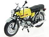 Jawa Type 23 Mustang DDR Ostalgie Motorrad Modell Atlas 1:24