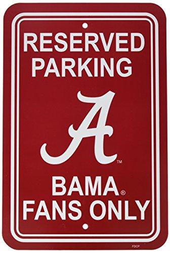 Fremont Die NCAA Unisex Straßenschild, Unisex Mädchen Jungen, Reserved Parking Sign -