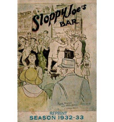 [ SLOPPY JOE'S BAR REPRINT SEASON 1932 - 1933 ] BY Bolton, Ross ( AUTHOR )Sep-11-2008 ( Paperback )