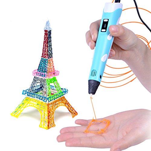 3D Drucker Stift 3D Pen 3D-Zeichnung 3D Stereoskopisch Printing Pen DIY magichome