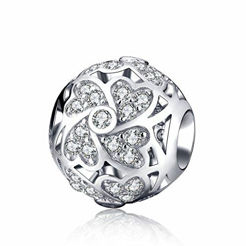 LQT--Kleeblatt-Tr-die-Glck--Damen-Charm-925-Sterling-Silber