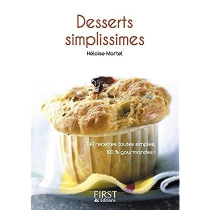 Petit livre de - Desserts simplissimes (LE PETIT LIVRE)