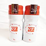 EKOZ GT WHITE PERFUMED DEODORANT BODY SPRAY FOR MEN AND WOMEN - 200 ML - PACK OF 2