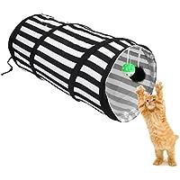 welpenspielzeug katze Hund Kaninchen Welpen Spielen katzenspielzeug tunnel Übungsaktivität Spielzeug Schwarz Weiß
