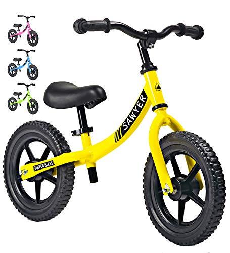 Sawyer - Bicicleta Sin Pedales Ultraligera - Niños