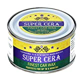 Best Carnauba Car Waxes - Super Cera Brazilian Carnauba Hybrid Premium Car Wax Review