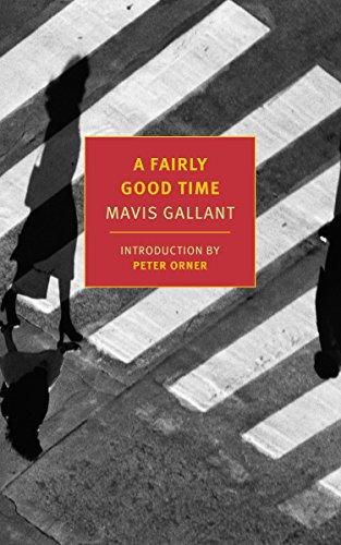 A Fairly Good Time (New York Review Books Classics) por Mavis Gallant