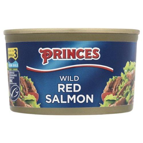 Princes saumon sauvage Rouge 213g x 12