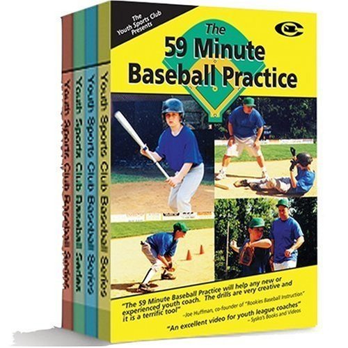 Baseball Training: Schupak's Baseball Set by Marty Schupak -