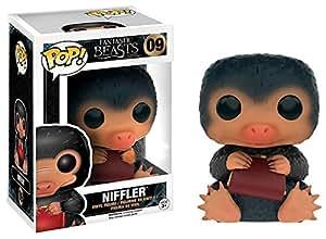 Funko - Figurine Harry Potter Les Animaux Fantastiques - Niffler With Purse Exclu Pop 10cm - 0889698116527